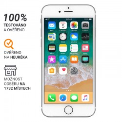 iPhone 6 64GB Stříbrná