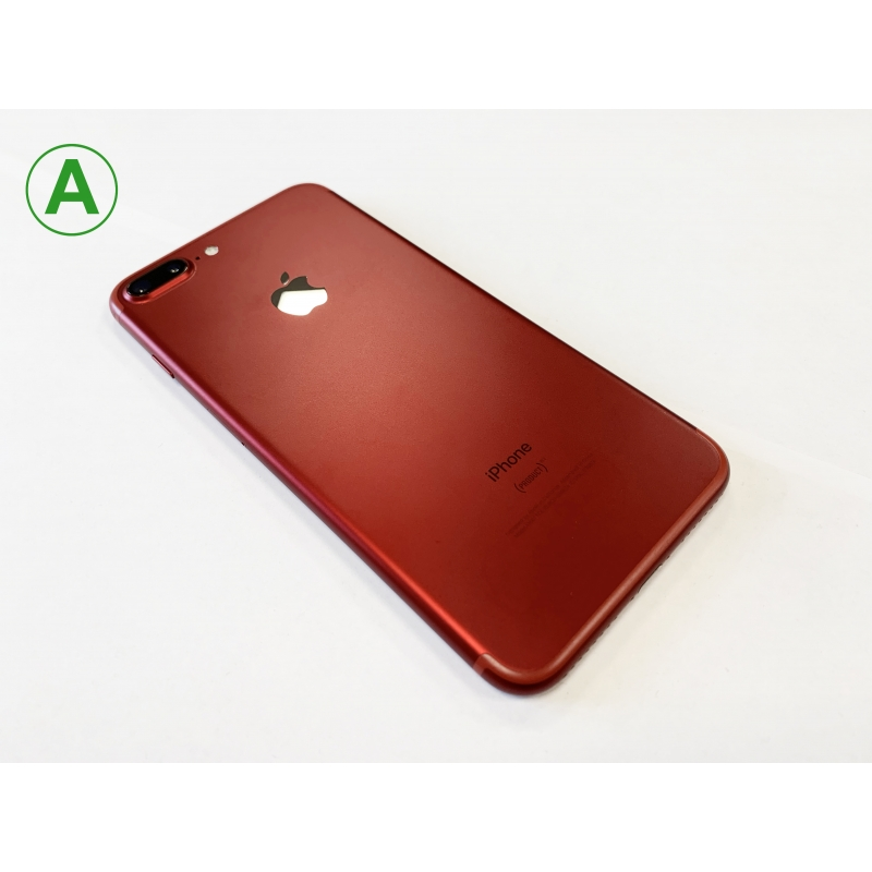 iPhone 7 Plus 128GB Red - LevneiPhony cz