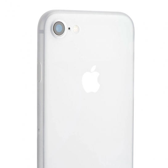 Ultra tenký kryt iPhone 7/8 poloprůhledný