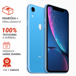 iPhone XR 64 GB Blue