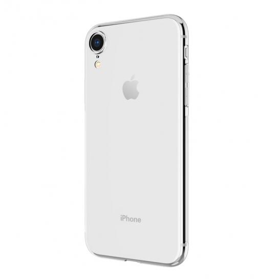 Ultra tenký kryt iPhone XR transparentní