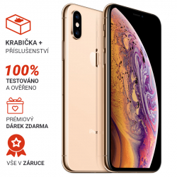 iPhone X 64GB GOLD