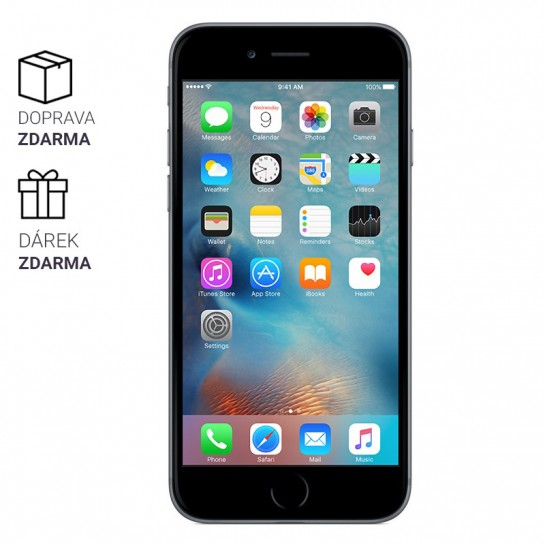 Apple iPhone 6S Plus 16GB Gray