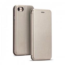 Flipový obal pro iPhone 6/6s zlatý