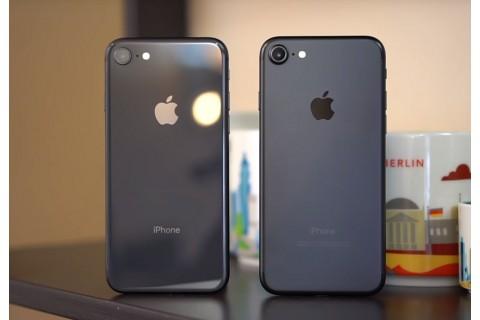 Proč se raději vyplatí pořídit si loňský iPhone 7, než iPhone 8?