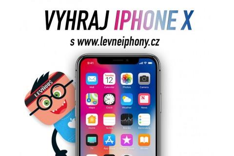 Vyhraj iPhone X - Pravidla soutěže
