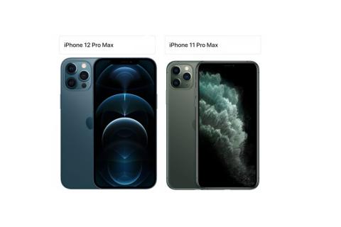Jak se od sebe liší modely iPhone 11 vs. iPhone 12 / iPhone 11 Pro a iPhone 12 Pro?